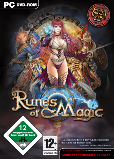 Runes of Magic: Rise of the Demon Lord