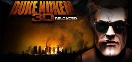 Logo for Duke Nukem 3D: Reloaded