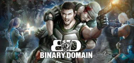 Binary Domain - Binary Domain