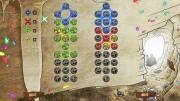 Astroslugs: Screenshot aus dem Puzzlespiel Astroslugs