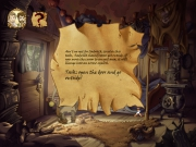The Whispered World: Screenshot zum Titel.