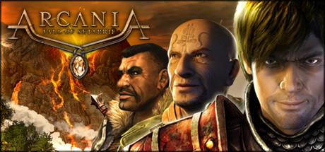 Logo for ArcaniA: Fall of Setarrif