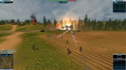 Elements of War: Screenshot aus dem russischen Strategie Spiel.