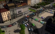 Cities in Motion: Screenshot aus der Massenverkehrsmittel-Simulation