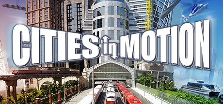 Logo for Cities in Motion