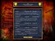 Europa Universalis III: Screenshot aus dem Echtzeit-Strategie Titel aus dem Jahre 2007.