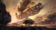 Titan: Eventuelles Artwork zum kommenden MMO.