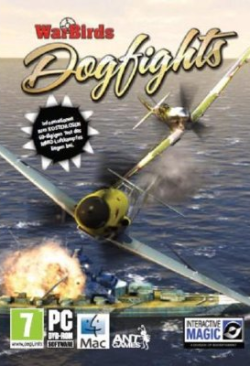 Logo for Warbirds: Dogfights