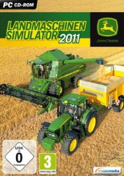 John Deere: Landmaschinen-Simulator 2011