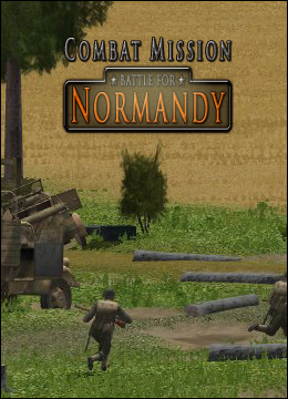 Logo for Combat Mission: Battle for Normandy