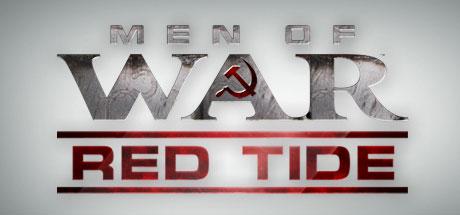 Logo for Men of War: Red Tide