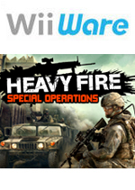 Logo for Heavy Fire: Special Operations