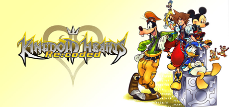 Logo for Kingdom Hearts Re:coded