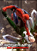 Logo for Spider-Man: Web of Shadows
