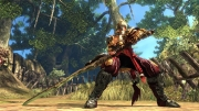 Core Blaze: Screenshot aus dem Online-Rollenspiel