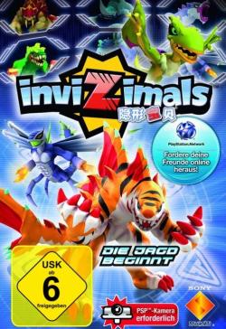 Logo for Invizimals