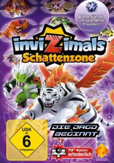 Invizimals Schattenzone