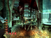 The House of the Dead 3: Screen aus dem Horror Shooter.