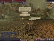 The Chronicles of Spellborn: Screenshot zu den neuen Komfort-Funktionen.
