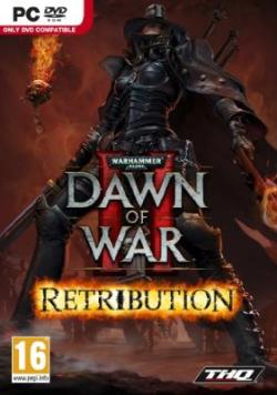 Logo for Warhammer 40.000: Dawn of War 2 - Retribution