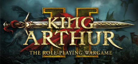 Logo for King Arthur II: The Role-Playing Wargame