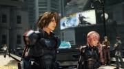 Final Fantasy XIII-2: Erster Screenshot zur kommenden Mass Effect N7 Rüstung für das Rollenspiel