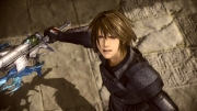 Final Fantasy XIII-2: Screenshot zur kommenden Mass Effect N7 Rüstung für das Rollenspiel