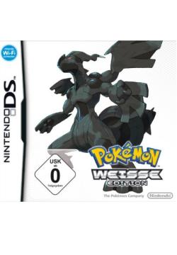 Logo for Pokémon Weiße Edition