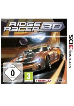 Logo for Ridge Racer 3D