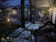 Baron Wittard: Nemesis of Ragnarok: Offizieller Screen aus dem Adventure.