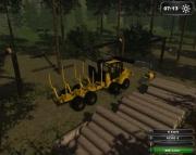 Holzfäller Simulator 2011: