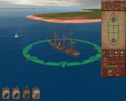 Ironclads: American Civil War: Screenshot zum Titel.