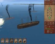 Ironclads: American Civil War: Screenshot zum Titel.