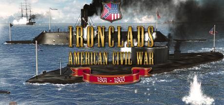 Logo for Ironclads: American Civil War