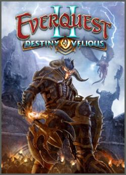 Logo for EverQuest II: Destiny of Velious