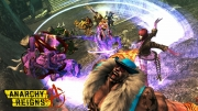 Anarchy Reigns - Action Triggered Event Trailer erschienen