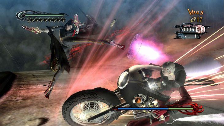 Anarchy Reigns: Erster Screen aus dem Online Action Spiel.