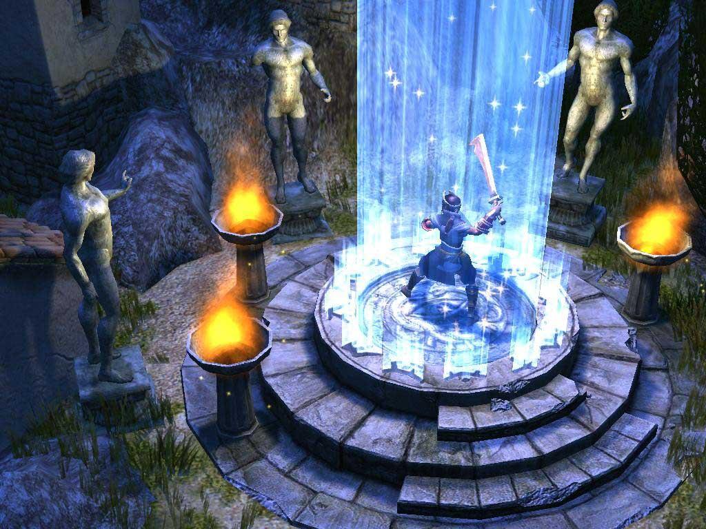 Titan Quest: Screen aus Titan Quest.