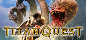 Logo for Titan Quest