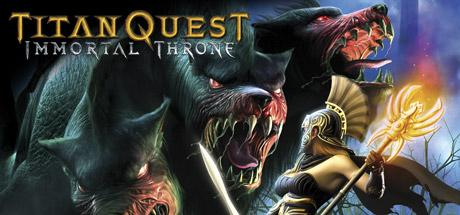 Titan Quest: Immortal Throne - Titan Quest: Immortal Throne