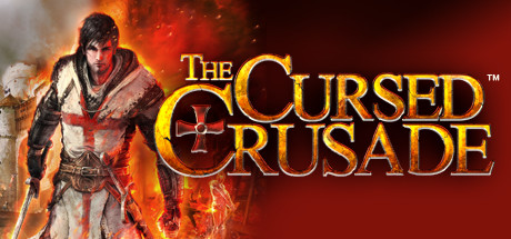 Logo for The Cursed Crusade