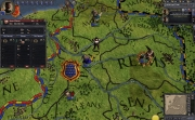 Crusader Kings 2: Screen aus dem Strategie Titel.