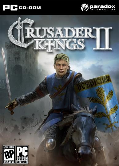 Logo for Crusader Kings 2