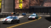 SEGA Rally Online Arcade: Screenshot aus dem Arcade-Rennspiel