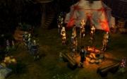 Grotesque Tactis 2: Dungeons & Donuts: Screenshot aus der Rollenspiel-Parodie
