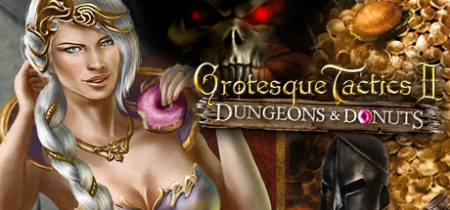 Grotesque Tactis 2: Dungeons & Donuts - Grotesque Tactis 2: Dungeons & Donuts