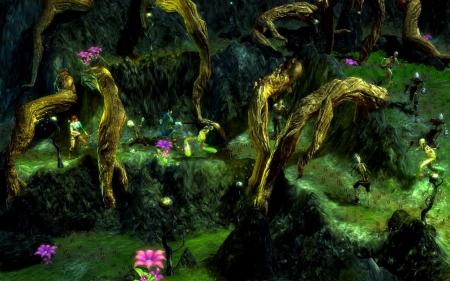 Grotesque Tactis 2: Dungeons & Donuts: Screenshot zum Titel.