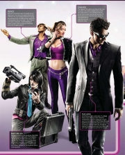 Saints Row: The Third: Scan zum dritten Teil des Action-Adventures