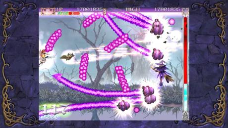 Deathsmiles: Screen zum Spiel Deathsmiles.