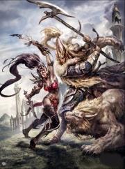 Warhammer Online: Age of Reckoning: Neue Konzeptzeichnungen